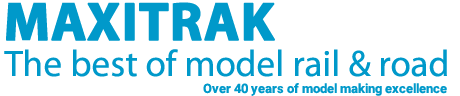 Maxitrak - The best of model rail and road